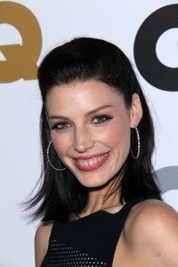 Actress Jessica Pare who portrays Megan on the hit AMC television show, Mad Men