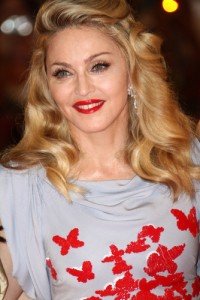 A photo of singer, Madonna