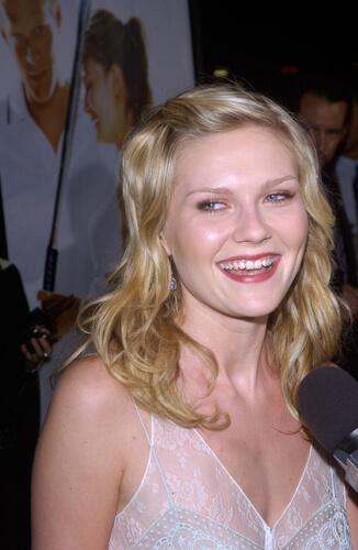 Kirsten Dunst Teeth Before After